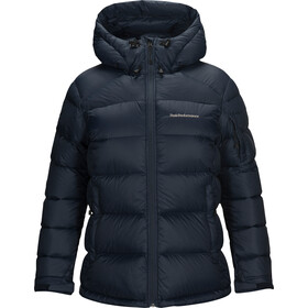 Peak Performance Frost Down Jacket Dam Blue Shadow
